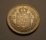 50 lei 1937 Aunc