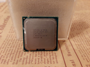 Procesor socket 775 Intel Core 2 Duo E8400 3.0Ghz FSB 1333 6Mb cache