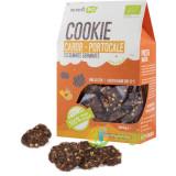 Cookie (Prajiturele) Carob si Portocale cu Seminte Germinate Eco/Bio 100g