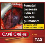 Tigari de Foi Cafe Creme Red