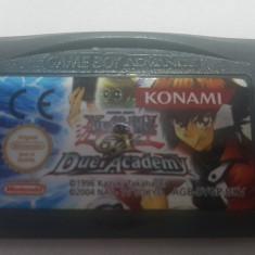 [GBA] Yu Gi Oh - Duel Academy GX  - joc original Nintendo Gameboy Advance