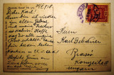 P.016 WWI BRASOV BRASSO WIEN 1918