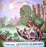 Walter Scott – Quentin Durward disc vinil vinyl povesti EXE 04195