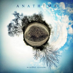 Anathema Weather Systems digipack (cd)
