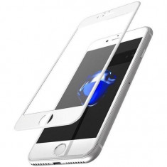 Folie sticla iPhone 7 8 5D Full Face Alba