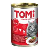 Cumpara ieftin Conserva pentru pisici, Tomi cu Vita, 400 g