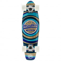 "Cruiser Mindless Longboards Daily Stained II blue 24""/61cm"