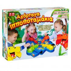 Joc de societate Hipopotamii Lacomi, 2-4 jucatori