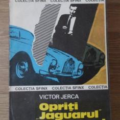 OPRITI JAGUARUL ALBASTRU! - VICTOR JERCA