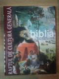 BIBLIA . PERSONAJE SI EVENIMENTE : DE LA CREATIE LA JUDECATORI , 2008