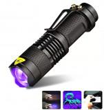 Cumpara ieftin Lanterna Cu LED UV 395nm, Puternic