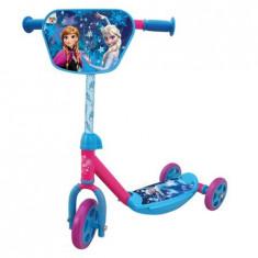 Trotineta Frozen pentru domnisoare, LMI, 2-6 ani