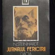 STEINHARDT (NICOLAE) - JURNALUL FERICIRII, 1991, Cluj-Napoca