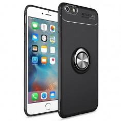 Husa Apple iPhone 6Apple iPhone 6S iberry Ring Case Negru
