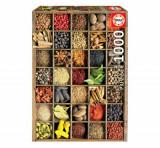 Cumpara ieftin Puzzle Spices, 1000 piese, Educa
