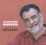 CD Folk: Alexandru Andries - Oficial ( 2008, original, stare f. buna )