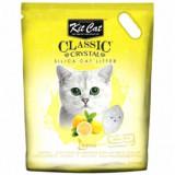 Asternut Igienic Pentru Pisici Kit Cat Crystal Lemon, 5 L