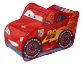 Cort de joaca pentru copii sub forma de masinuta - Cars Fulger McQueen