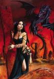 Cumpara ieftin Felicitare zână și dragon Bride of the Sabbat