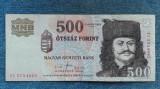 500 Forint 2008 Ungaria / Rákóczi Ferenc II / seria 5754665