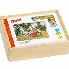 Puzzle - 20 Cuburi
