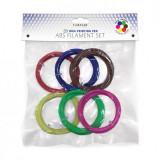 Set 6 filament pentru creion printare 3d simply forever pp-100