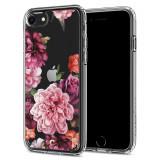 Cumpara ieftin Carcasa Spigen Ciel iPhone 7/8/SE (2020) Rose Floral