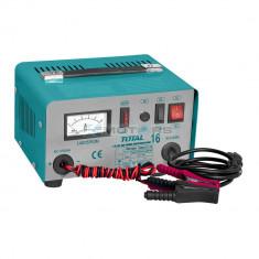 Incarcator / Redresor baterie auto, moto 12V - 24V Total
