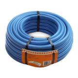 Furtun pentru gradina Verve, 15 m x 12.5 mm, 24 bar, plastic, Albastru, General