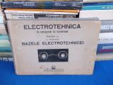 E.I. RASOVSCHI - ELECTROTEHNICA IN DESENE SI SCHEME , VOL. 1 ( 130 PLANSE ),1951