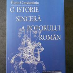 FLORIN CONSTANTINIU - O ISTORIE SINCERA APOPORULUI ROMAN