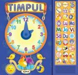Carte Cu Sunete - Timpul (+ Poezii)/***