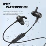 Cumpara ieftin Casti Anker SoundBuds Flow Bluetooth Bluetooth 5.0, IPX7 Waterproof., Casti In Ear, Active Noise Cancelling