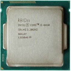 Procesor Intel Quad i5 4460, 3.20GHz , Haswell, 6MB cache,,Socket 1150,cooler, Intel Core i5, 4