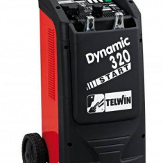 Redresor auto Telwin DYNAMIC 320 START 230V Rosu