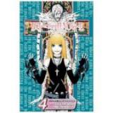 Death Note, Vol. 4. Love - Tsugumi Ohba