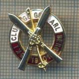 Y 742 INSIGNA - CLUB DE SCHI(SKI) -SUEDIA-PENTRU COLECTIONARI