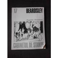 Beardsley Cabinetul de stampe - Ruxandra Demetrescu