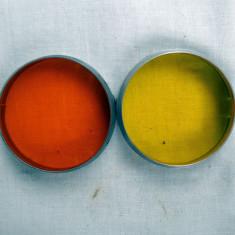 2 filtre 36 mm colorate