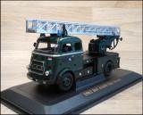 Macheta pompieri DAF A1600 Leger Brandweer (1962) 1:43 Yat Ming