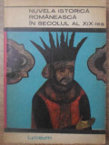 NUVELA ISTORICA ROMANEASCA IN SECOLUL AL XIX-LEA - D. VATAMANIUC