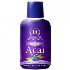 Complex de vitamine si minerale pentru imunitate, Organic Acai, 473ml, CaliVita