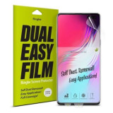 Folie Samsung Galaxy S10 5G Ringke Dual Easy Full Cover Invisibile