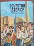 Povestiri istorice pentru copii si scolari- Dumitru Almas