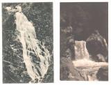 SV * SIBIU  *  LOT  *  CASCADA CIBIN 1917 * CASCADA in Muntii Carpati anii '20, Circulata, Necirculata, Fotografie, Printata