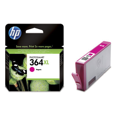 Cartus original HP 364XL Magenta CB324EE 6ml foto