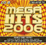 CD Mega Hits 2006 - CD2, original, holograma, electronica: Sean Paul, 50 Cent