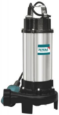 TOTAL - Pompa submersibila - apa murdara - 750W foto