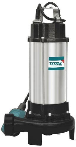TOTAL - Pompa submersibila - apa murdara - 750W
