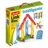 Set constructie Link Bloc 12 pcs 4022 Quercetti